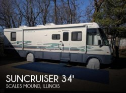 Used 1997 Itasca Suncruiser 34RQ-SLIDEOUT available in Scales Mound, Illinois