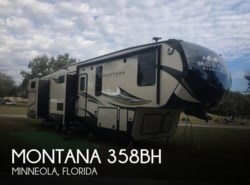 Used 2017 Keystone Montana 358BH available in Minneola, Florida