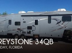Used 2013 Heartland  Greystone 34QB available in Holiday, Florida