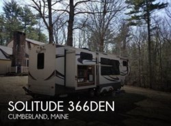 Used 2015  Grand Design Solitude 366DEN