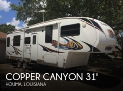 Used 2011  Keystone Copper Canyon 273FWRET