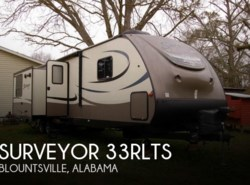 Used 2017  Forest River Surveyor 33RLTS