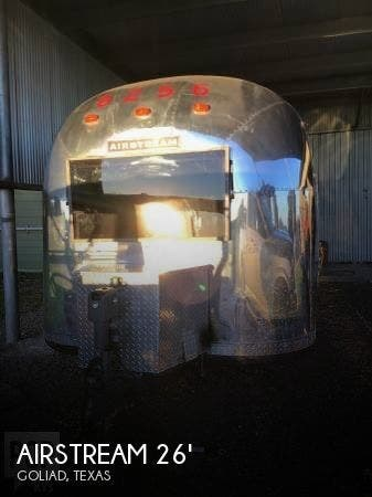 1965 Airstream RV Airstream International 26 Overlander for Sale in Goliad,  TX 77963 | 170837