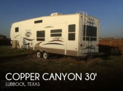 Used 2006 Keystone Copper Canyon 276 FWRES Sprinter available in Lubbock, Texas