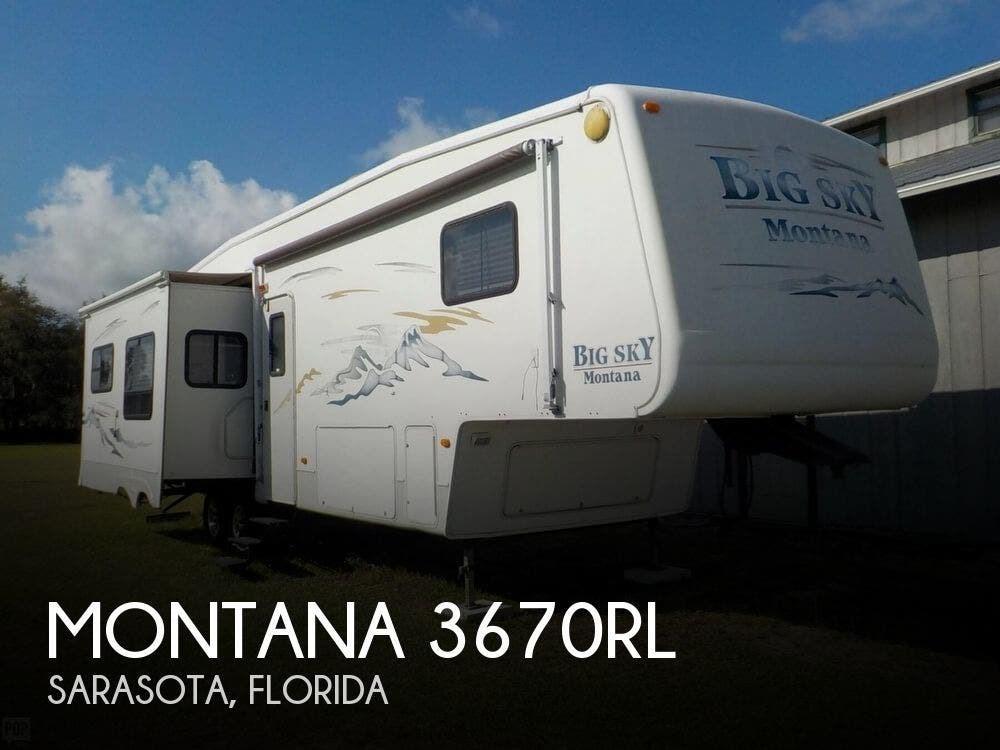 2003 Keystone RV Montana 3670RL For Sale In Sarasota FL 34240 174105