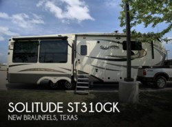 Used 2018 Grand Design Solitude ST310GK available in New Braunfels, Texas
