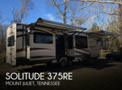 Used 2016 Grand Design Solitude 375RE available in Mount Juliet, Tennessee