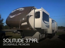 Used 2016 Grand Design Solitude 379FL available in Deckerville, Michigan
