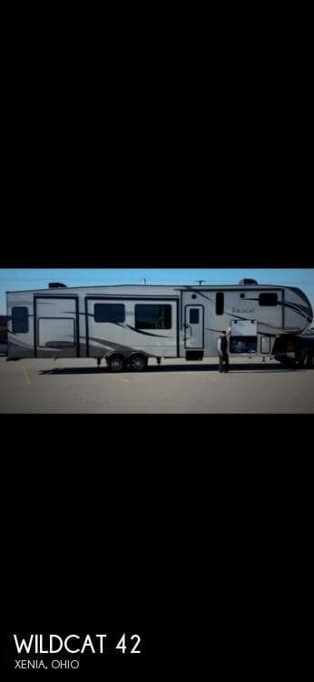 2018 Forest River RV Wildcat 42 for Sale in Xenia, OH 45385   178149