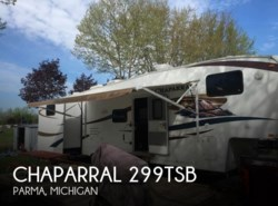 Used 2010 Coachmen Chaparral 299TSB available in Parma, Michigan