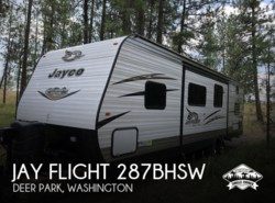 Used 2018 Jayco Jay Flight 287BHSW available in Deer Park, Washington