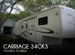 Used 2004  Carriage  34CK3