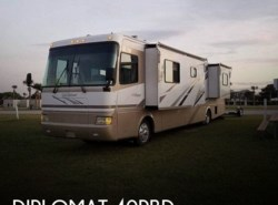 Used 2001 Monaco RV Diplomat 40PBD available in Zellwood, Florida