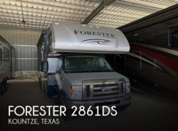 Used 2018 Forest River Forester 2861DS available in Kountze, Texas