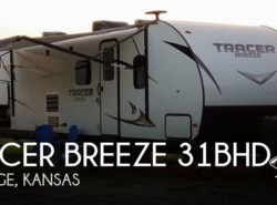 2019 Forest River  Tracer Breeze 31BHD