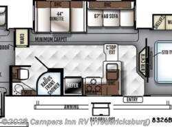New 2016  Forest River Rockwood Signature Ultra Lite 8326BHS by Forest River from Campers Inn RV in Stafford, VA