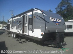 New 2017  Forest River Salem 32BHDS by Forest River from Campers Inn RV in Stafford, VA