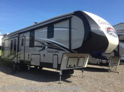 New 2017  Forest River Sandpiper 378FB by Forest River from Chesaco RV in Frederick, MD