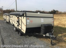 New 2018  Forest River Rockwood HW277 by Forest River from Chesaco RV in Frederick, MD