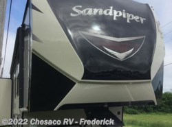 New 2019  Forest River Sandpiper 372LOK by Forest River from Chesaco RV in Frederick, MD
