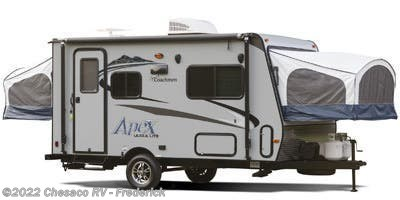 2015 Coachmen Apex 151RBX