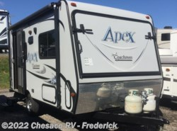 Used 2015 Coachmen  Apex 151RBX available in Frederick, Maryland
