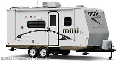 2013 Forest River Rockwood Mini Lite 2109S