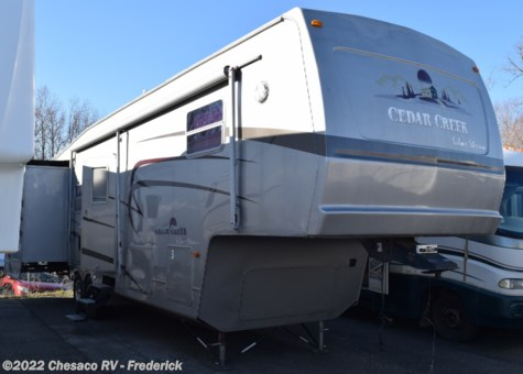 2003 Forest River Cedar Creek 36RLTS