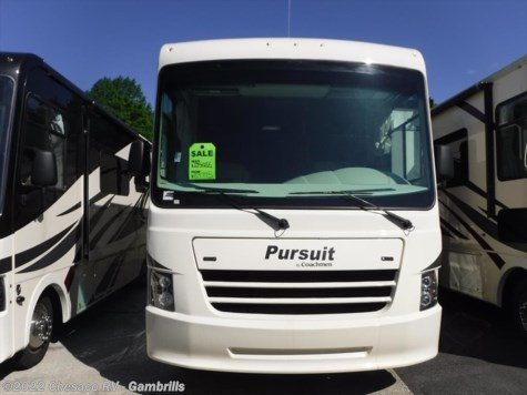 2018 Coachmen Pursuit 31BHF