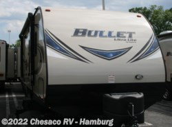 New 2017  Keystone Bullet 287QBS by Keystone from Chesaco RV in Shoemakersville, PA