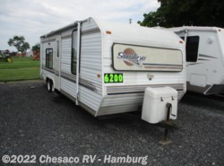 Used 2002 Sunline Solaris Lite 2475 available in Shoemakersville, Pennsylvania