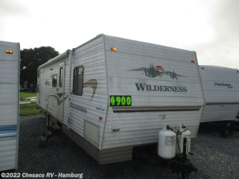 2004 Fleetwood Wilderness 320DBH