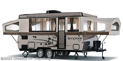 04369 B 2003 Forest River Rockwood Freedom 1640 Ltd For