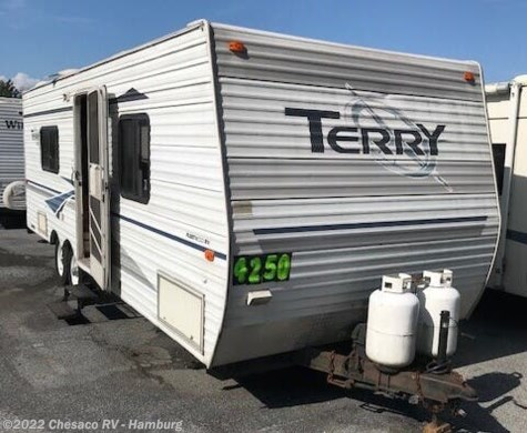 2004 Fleetwood Terry 250FQ
