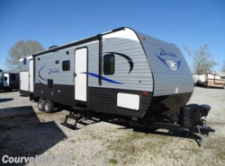 New 2017  CrossRoads Z-1 ZR328SB by CrossRoads from Courvelle's RV in Opelousas, LA