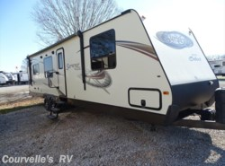 Used 2013  Forest River Surveyor Select SV301 by Forest River from Courvelle's RV in Opelousas, LA