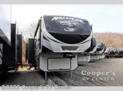 New 2015  Keystone Avalanche 390RB by Keystone from Cooper's RV Center in Apollo, PA