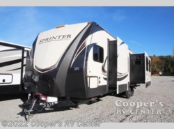 New 2017  Keystone Sprinter 312MLS by Keystone from Cooper's RV Center in Apollo, PA
