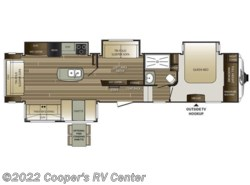 New 2017  Keystone Cougar 359MBI by Keystone from Cooper's RV Center in Apollo, PA
