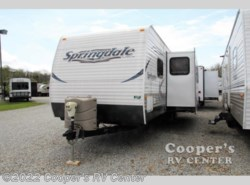 Used 2013  Keystone Springdale 298BHSSR by Keystone from Cooper's RV Center in Apollo, PA