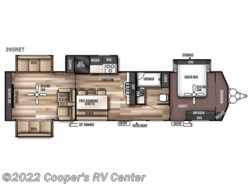 New 2018  Forest River Wildwood Lodge 395RET by Forest River from Cooper's RV Center in Apollo, PA