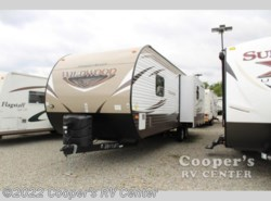 New 2018  Forest River Wildwood 27REI by Forest River from Cooper's RV Center in Apollo, PA