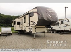 Used 2017  Forest River Wildwood Heritage Glen 372RD by Forest River from Cooper's RV Center in Apollo, PA