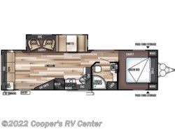 New 2018  Forest River Wildwood 28RLSS by Forest River from Cooper's RV Center in Apollo, PA