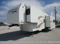 Used 2006  Nu-Wa Hitchhiker II LS 3 Slide 36ft GOOD SHAPE by Nu-Wa from Luxury Motorhomes Of Texas in Krum, TX