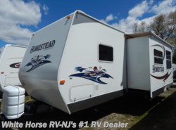 Used 2007  Starcraft Homestead Lite 282BHS Two Bedroom Double Slideout by Starcraft from White Horse RV Center in Williamstown, NJ