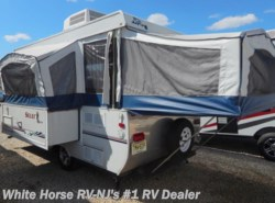 Used 2006  Jayco Select 12HW Dinette Slide-out with A/C by Jayco from White Horse RV Center in Williamstown, NJ