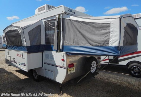 2006 Jayco Select 12HW Dinette Slide Out With A C