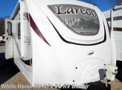 Used 2011  Keystone Laredo 293RK Rear Kitchen U-Dinette/Sofa Slide out by Keystone from White Horse RV Center in Williamstown, NJ