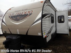 Used 2016 Forest River Wildwood 26TBSS Triple Bunk, Sofa/U-dinette Slide-out available in Williamstown, New Jersey